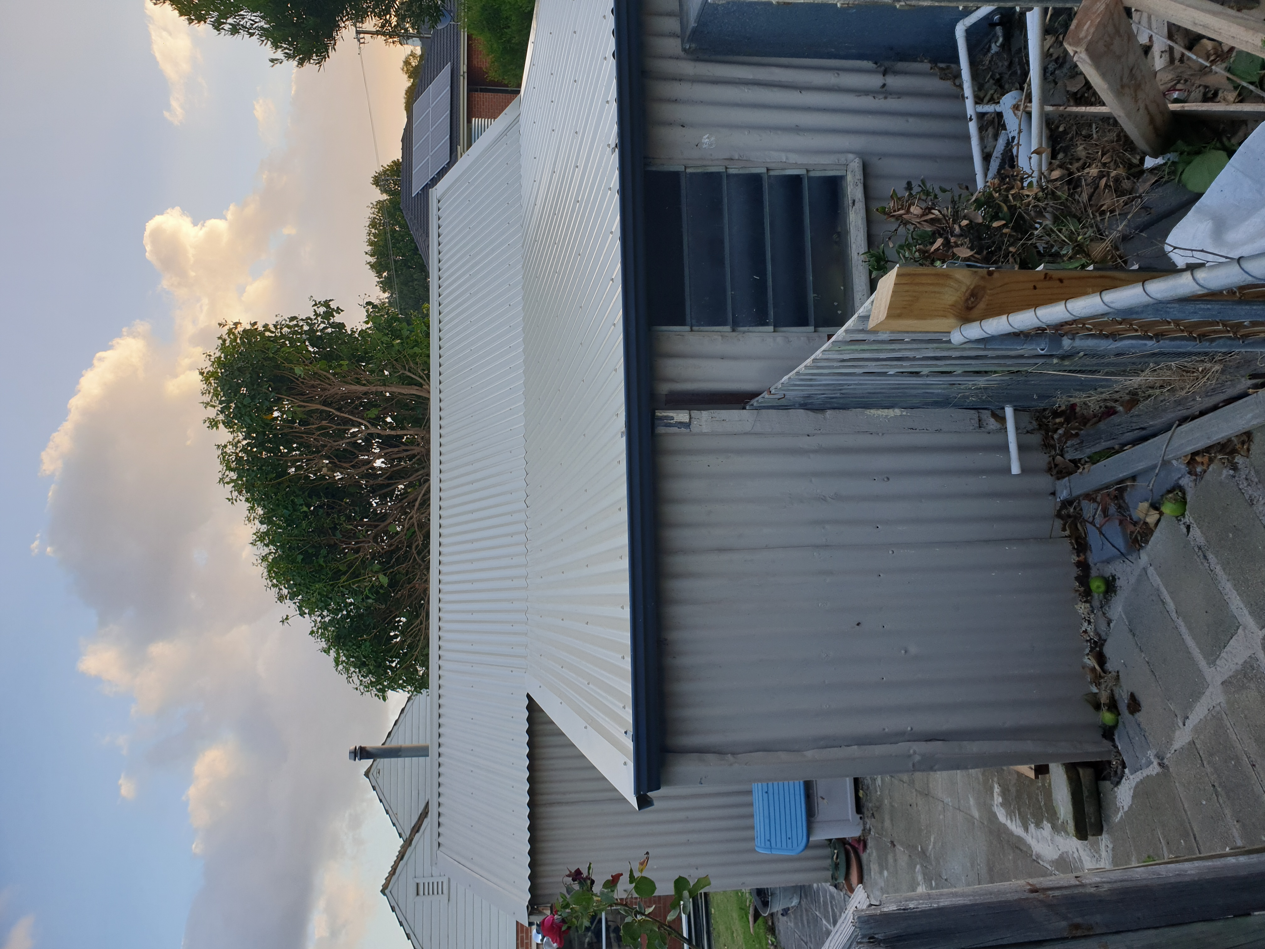 Shed Roof 1