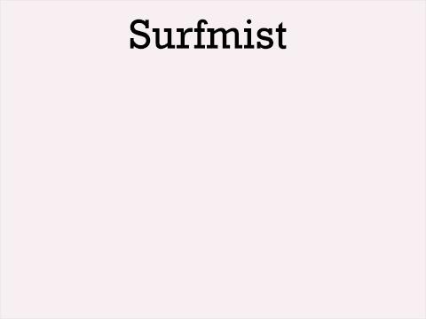 Surfmist